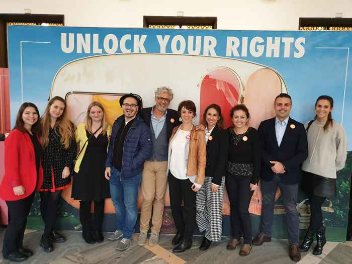 "Unione Europea, una escape room per imparare i dirittti. ""You're Right"" è la campagna della Commissione europea supportata da Altroconsumo"