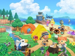Animal Crossing: New Horizons su Nintendo Switch