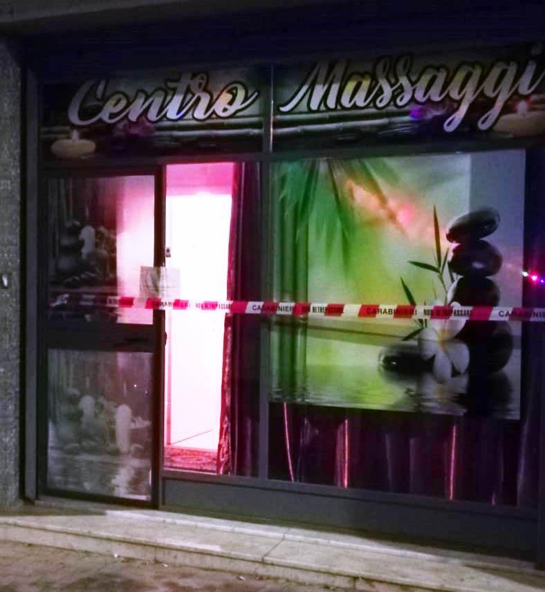 """Catania, prima i messaggi e poi i """"massaggi"""": in manette 36enne cinese, gestiva centro 'hot'"""
