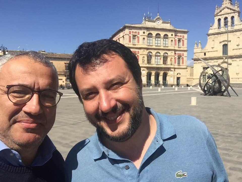 Adrano, Mancuso lascia Salvini? Tante domande dopo l'abbandono di Drago