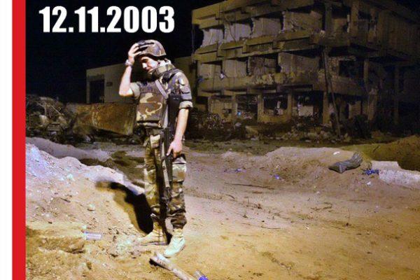 I siciliani di Nassiriya: 15 anni dopo la strage Musumeci ricorda le vittime