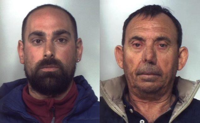 Mineo, catanesi in trasferta per rubare arance: i Carabinieri trovano dentro l'auto 600 kg. di agrumi