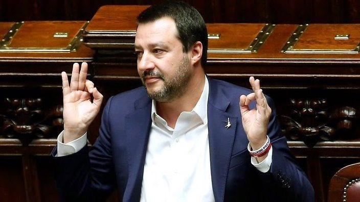 No del Senato al processo a Salvini per il caso Diciotti: pro-ministro Forza Italia e FdI