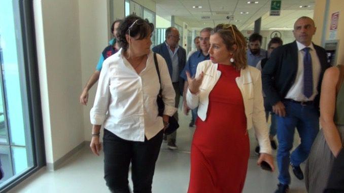 Salute, visite istituzionali del ministro Grillo: oggi negli ospedali di Paternò, Biancavilla e Bronte