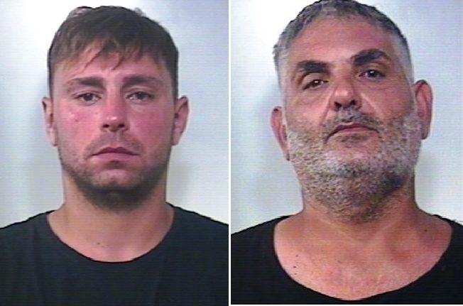 Licodia Eubea, due persone in manette: hanno rubato 650 kg. di uva da tavola