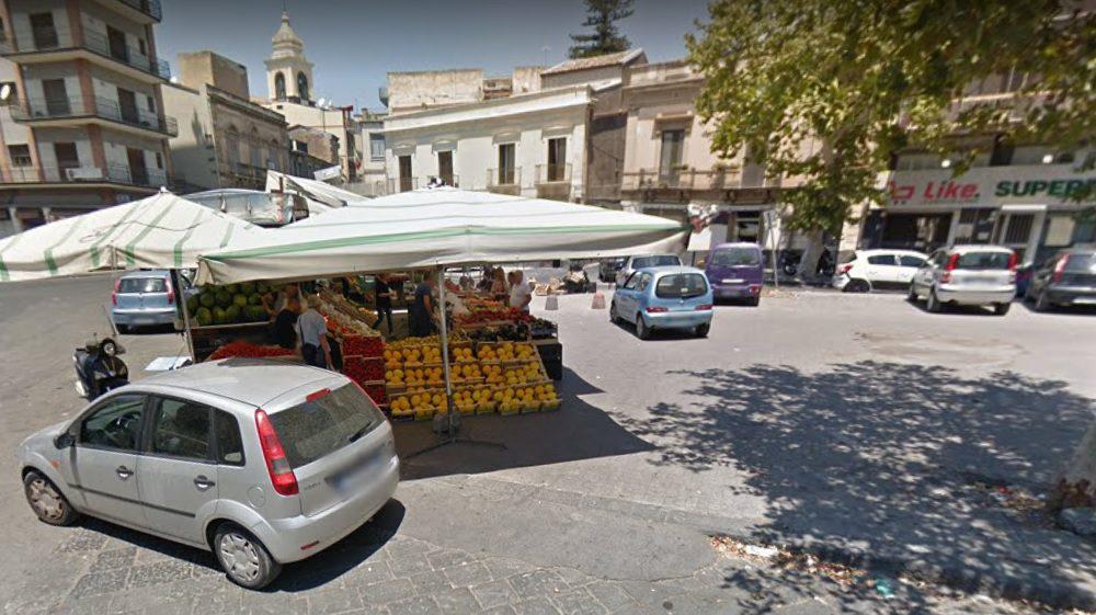 Paternò, rapina all'Ard di Piazza Vittorio Veneto: ad agire due uomini incappucciati