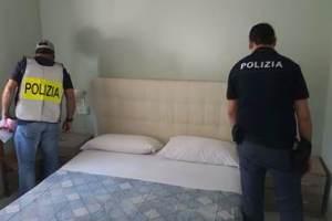 Polizia Catania Librino