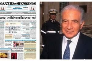 """Bari, fallite le società Edisud e Mediterranea che pubblicano la """"Gazzetta del Mezzogiorno"""": proprietario è il catanese Mario Ciancio"""