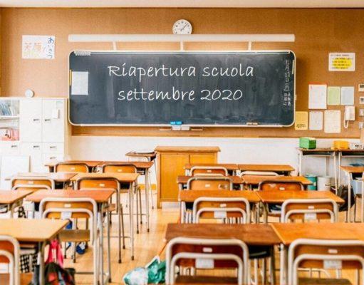 Tutti a scuola ma mancano aule e docenti: serve riconfigurare il quadro generale