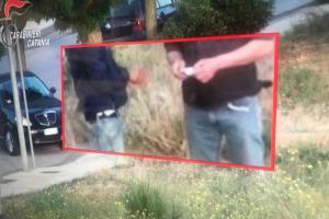 Nel Calatino e a Trapani operazione antidroga dei Carabinieri: 9 misure cautelari. Piazza di spaccio vicino a una scuola (VIDEO)