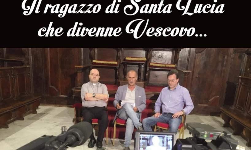 Adrano, ecco l'anteprima del docufilm sulla Consacrazione del Vescovo Schillaci: questa sera il lavoro curato da Massimo Iannicelli