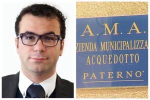 """Paternò, Mannino sui 'tagli' al cda dell'Ama: """"Dopo mia proposta i risparmi sono stati attuati"""""""