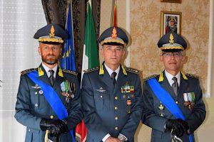Catania, passaggio di testimone al nucleo di polizia finanziaria della GdF: Tramontano prende il comando dopo Ruis