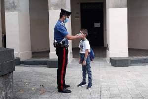 Nel Catanese anche i Carabinieri a vigilare sul buon inizio dell'anno scolastico