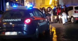 Catania, intensificati i controlli anti-Covid: Carabinieri e Polizia locale vigilano su mascherine e distanziamento sociale