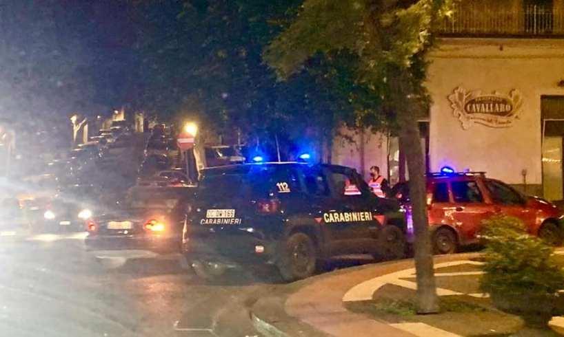 """Paternò e Biancavilla, controlli per movida e sicurezza: sanzionati """"atteggiamenti irresponsabili"""""""