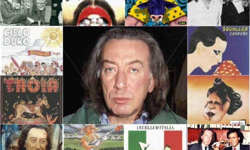 Addio ad Alfredo Cerruti: fondatore e voce degli Squallor