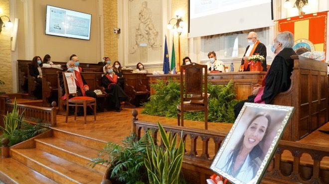 Femminicidi, Lorena dottoressa in medicina: uccisa a marzo dal compagno a Furci Siculo. La cerimonia a Messina
