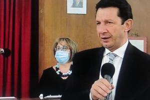 Adrano, per il sindaco D'Agate secondo tampone negativo: già rientrato al lavoro. I casi in città sono 28 (+2)