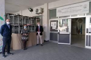 Biancavilla, arrivati 500 banchi monouso: andranno alle scuole 'Sturzo' e 'Bruno'