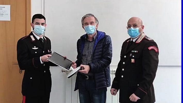 Caltagirone, recuperato il materiale informatico rubato all'istituto 'Narbone': riconsegnato alla scuola