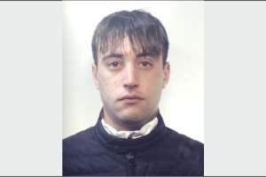Belpasso, in carcere per una rapina di due anni fa nel Messinese: deve scontare 2 anni e 10 mesi