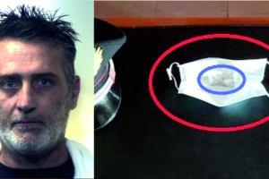 Riposto, nascondeva la droga dentro la mascherina: spacciatore 44enne ai domiciliari