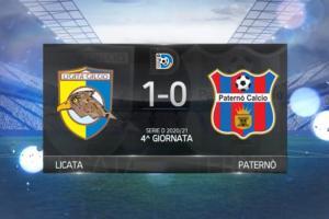 Calcio Serie D, a Licata il Paternò esce sconfitto per 1-0: pausa di 30 giorni imposta dal Dpcm