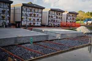 Paternò, al cimitero di via Balatelle si realizzano 140 loculi: previsti interventi anche al 'monumentale'