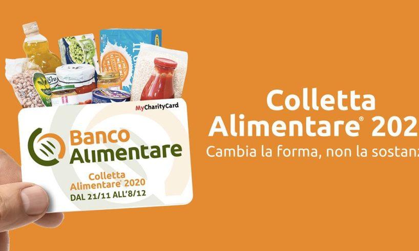 Da domani in tutta Italia la 'Colletta Alimentare' dematerializzata: fino all'8 dicembre si possono donare 'card' da 2 a 10 euro