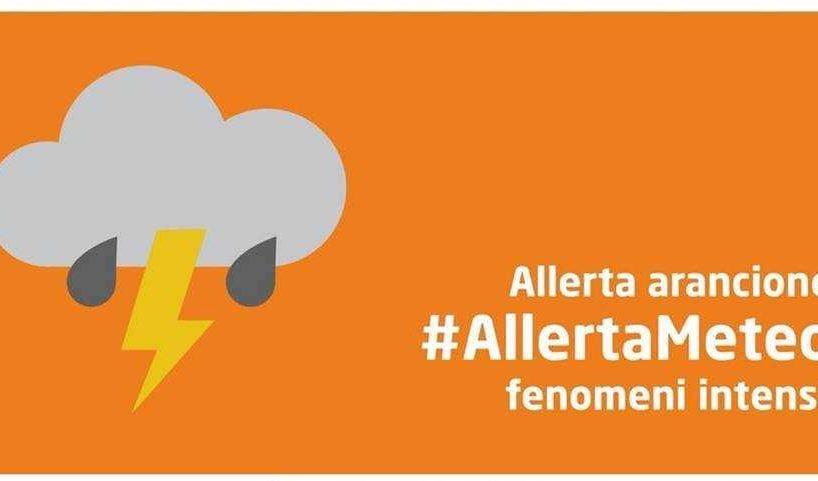 Maltempo, in Sicilia orientale è arancione anche l'allerta: domani previste forti precipitazioni