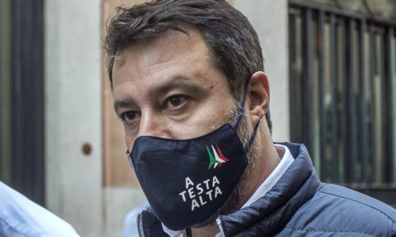 """Migranti, Salvini domani a Catania per udienza sulla 'Gregoretti': """"Processo assurdo, andrò a testa alta"""""""