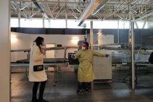 Catania, controlli anti-Covid: all'aeroporto Fontanarossa mille test rapidi