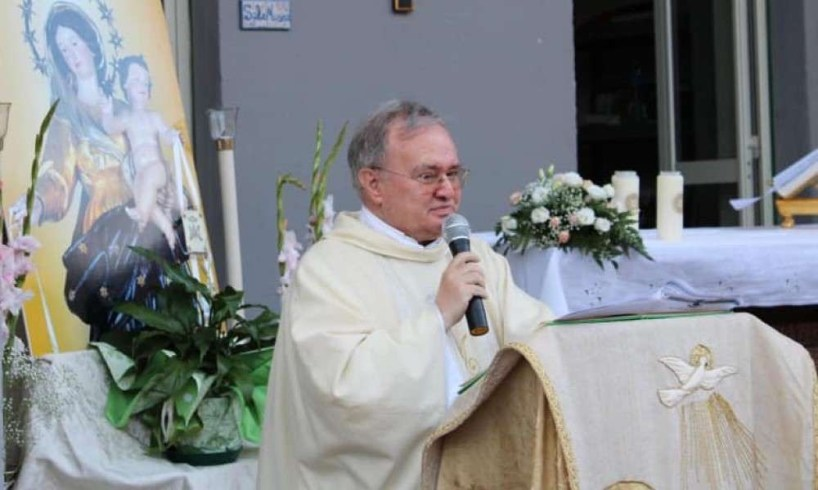 Biancavilla, si aggravano le condizioni di Padre Nino Tomasello: tutta la città in preghiera