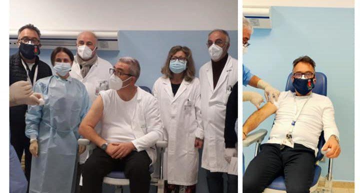 Covid, all'ospedale di Bronte continuano le vaccinazioni: muore a Biancavilla l'anziana madre di Padre Tomasello