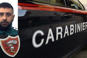 Biancavilla, in carcere il 34enne Monforte del clan mafioso 'Tomasello-Mazzaglia-Toscano': deve scontare una pena di 8 anni