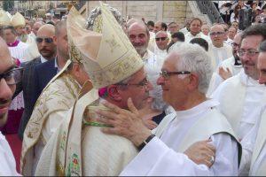 """Adrano, la preghiera a San Giuseppe del Vescovo Schillaci: """"Ciascuno sia artigiano di vera fraternità"""""""