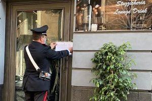 Catania, troppi amici al bar per la festa di compleanno fuori orario: multe per tutti e locale chiuso