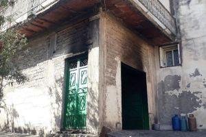 Paternò, dissidi tra famiglie dietro l'incendio di via Ospedale: in un garage bruciato mezzo a due ruote