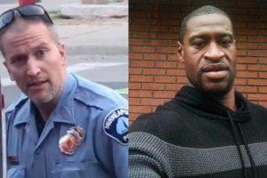 Usa, per l'omicidio Floyd condannato per omicidio l'ex agente: per 9 minuti e 29 secondi tenne il ginocchio premuto sul collo dell'afroamericano