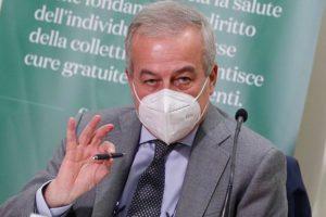 """Covid, Locatelli: """"Sul coprifuoco alle 22 decisione potrà essere rivalutata"""""""