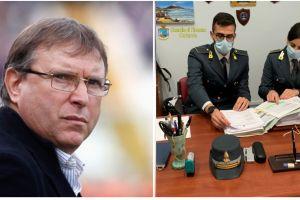 Calcio, GdF sequestra 640 mila euro all'ex ad del Catania Lo Monaco: per omesso versamento