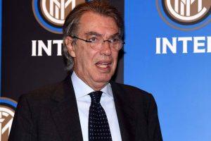 """Calcio, Moratti esulta dopo lo scudetto dell'Inter: """"E' opera d'arte che ammiro da lontano"""""""