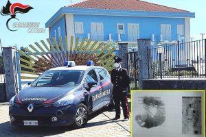 Acireale, tradito dalle impronte digitali dopo aver 'ripulito' casa di riposo per anziani: arrestato 30enne