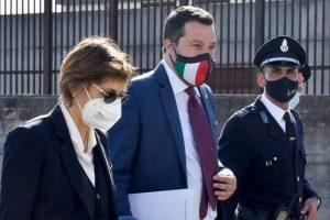 """Caso Gregoretti: Salvini prosciolto """"perché il fatto non sussiste"""". L'avv. Bongiorno: """"Produrremo la sentenza per il caso Open Arms"""