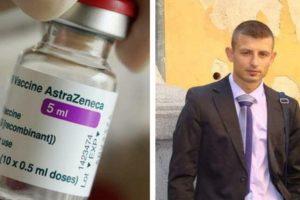 """AstraZeneca, i consulenti del pm di Siracusa: """"Correlazione eziologica tra vaccino e morte sottufficiale Paternò"""""""