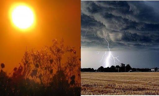 Meteo, sabato ondata di caldo africano all'apice: da domenica arrivano i temporali