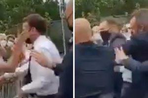 Francia, lo schiaffeggiatore di Macron ama le arti marziali e il Medioevo: è vicino ai 'gilet gialli'
