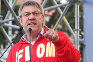 """Lavoro, Landini: """"Scendiamo in piazza per rimettere al centro il lavoro. Prorogare a ottobre il blocco dei licenziamenti"""""""
