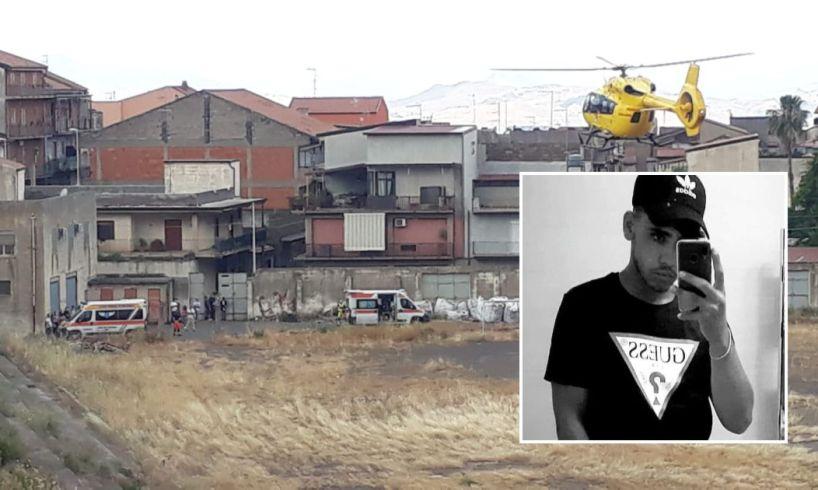 S. M. di Licodia, dolore per la morte di Riccardo: il 20enne vittima di un incidente stradale